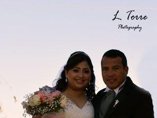La boda de Lucía y Fernando 3