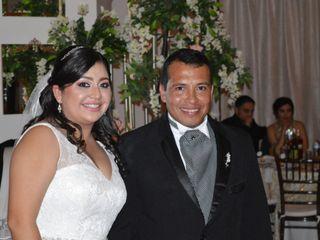 La boda de Lucía y Fernando