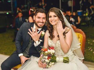 La boda de Mafer y Toño