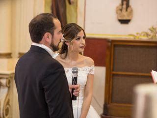 La boda de Armida y Mathieu 2