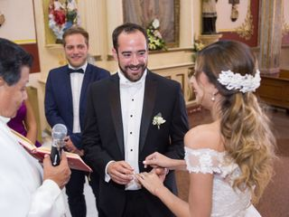 La boda de Armida y Mathieu 3
