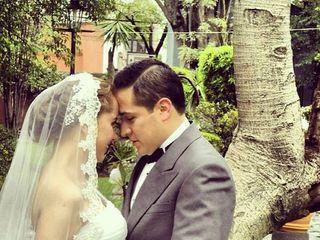 La boda de Víctor y Alejandra 1