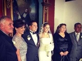 La boda de Víctor y Alejandra 2