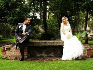 La boda de Víctor y Alejandra