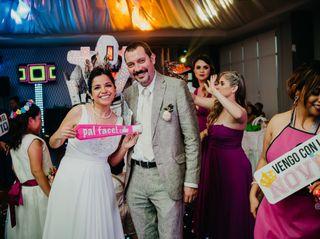 La boda de Claudia y Andrés