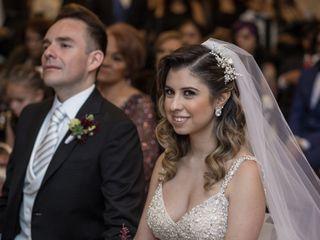 La boda de Diego Amadeus y Estephanie