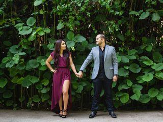 La boda de Karem y Angel 1