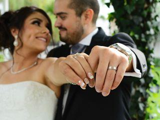 La boda de Karem y Angel