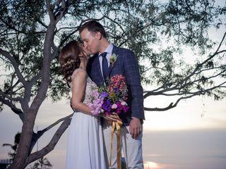 La boda de Gaby y Julian