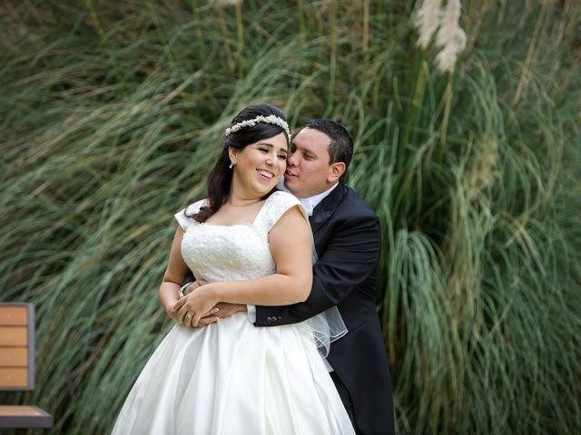 La boda de Adriana y Fernando