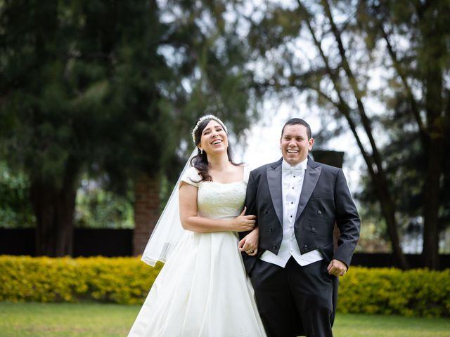 La boda de Fernando y Adriana en Chapala, Jalisco 16