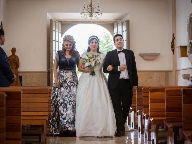 La boda de Fernando y Adriana en Chapala, Jalisco 22