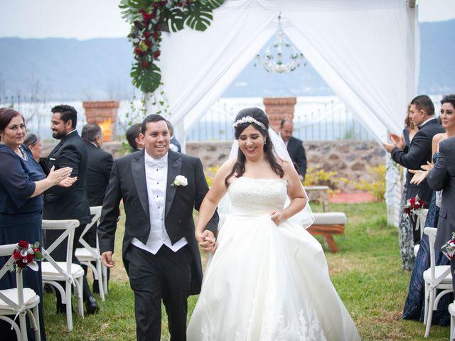 La boda de Fernando y Adriana en Chapala, Jalisco 34