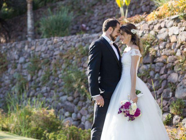 La boda de Armida y Mathieu