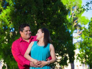 La boda de Paola y Dumar 1