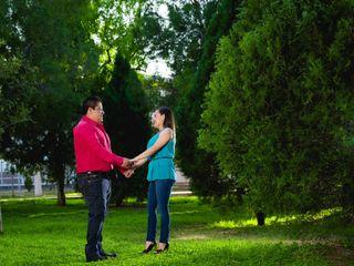 La boda de Paola y Dumar 2