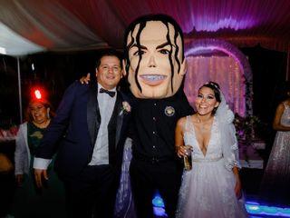 La boda de Itzel y Jorge