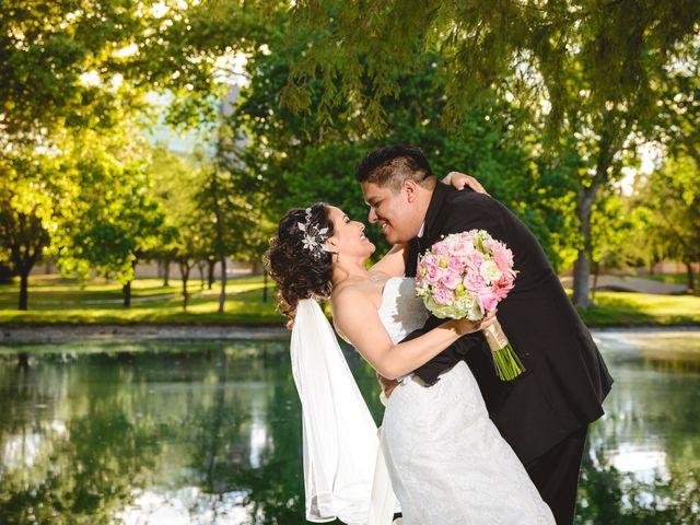 La boda de Paola y Dumar