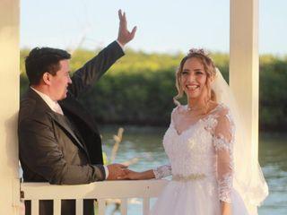 La boda de Daniela  y Alejandro  1