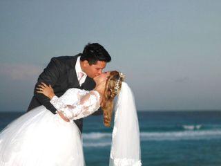 La boda de Daniela  y Alejandro