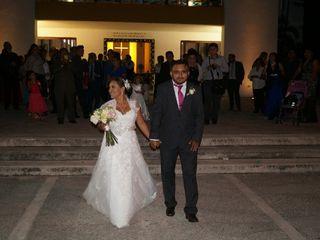 La boda de Patricia  y Harold de Jesús 3