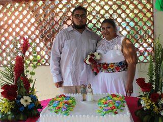 La boda de Ruth y Santiago