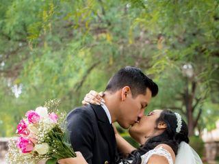 La boda de Lina y Jesus 1