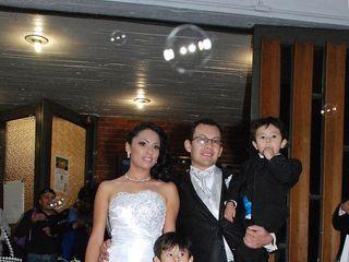 La boda de Fátima y Alfredo 2
