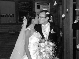 La boda de Fátima y Alfredo