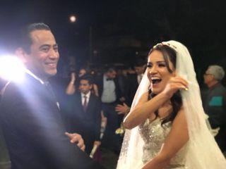 La boda de Iván y Carolina