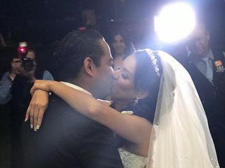 La boda de Iván y Carolina 2
