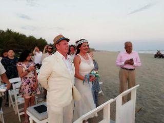 La boda de Claudia y Juan Antonio