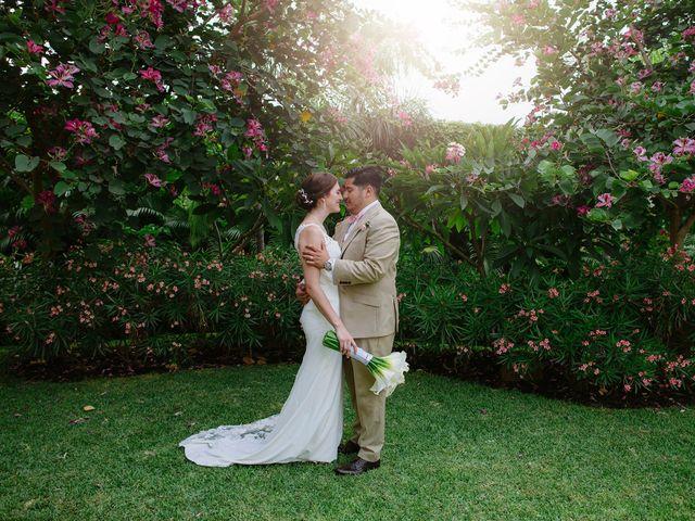 La boda de Elisa y Adrian