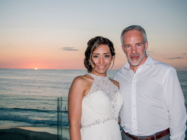 La boda de Brenda y Damián