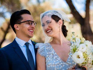 La boda de Mariel y Jorge