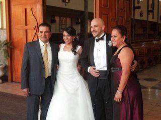 La boda de Angel  y Karol 1