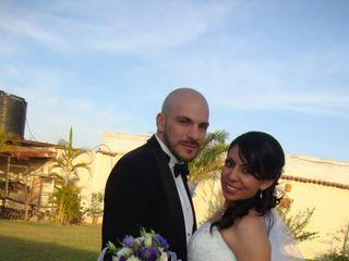La boda de Angel  y Karol 3