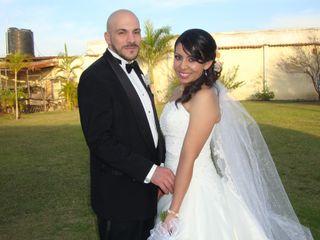 La boda de Angel  y Karol
