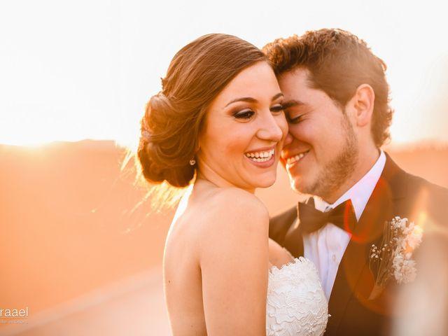 La boda de Adriana y Hugo