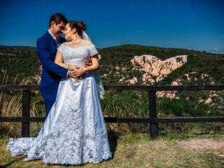 La boda de Meylu y Ricardo