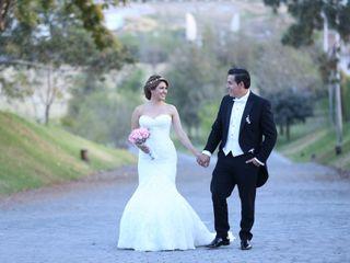 La boda de Montse  y Juan Luis