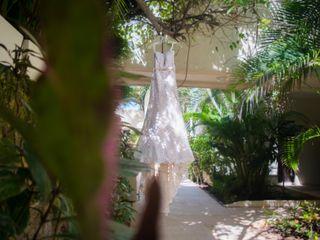 La boda de Angélica y Iury 3