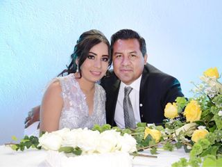 La boda de Alondra y Gabriel