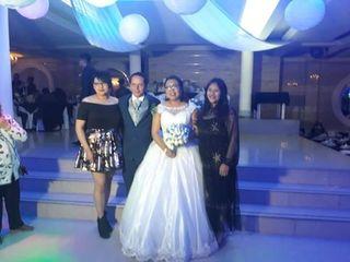 La boda de Xitlalli y Ernesto Iván  3