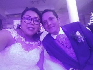 La boda de Xitlalli y Ernesto Iván