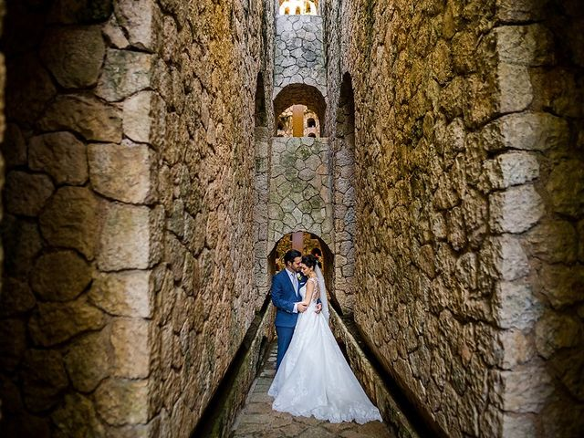 La boda de Tere y Andres