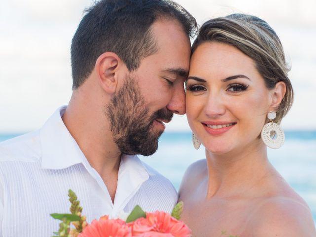 La boda de Angélica y Iury