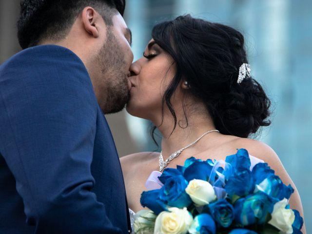 La boda de Renata y Daniel