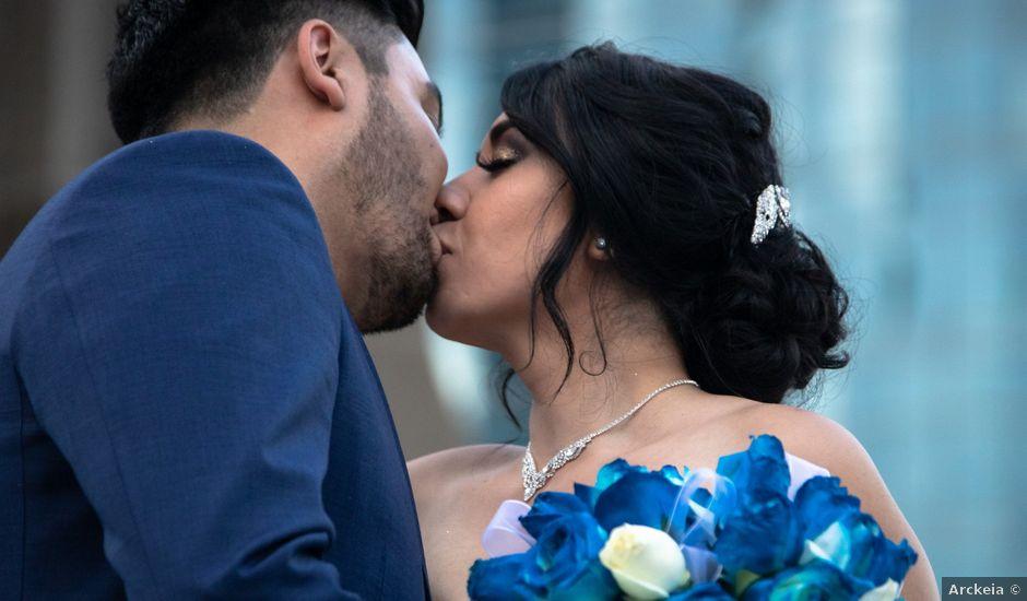 La boda de Daniel y Renata en Benito Juárez, Ciudad de México