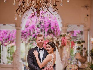 La boda de Ken y Laura